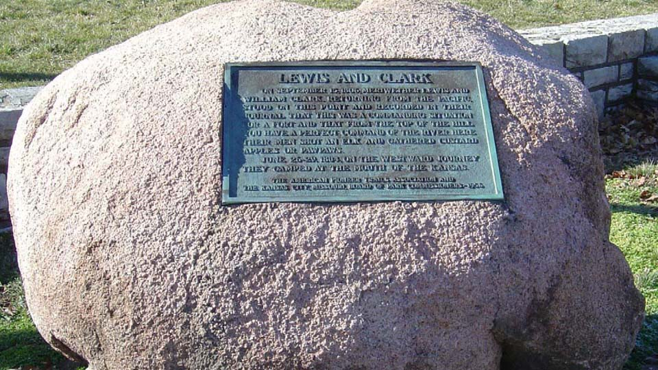 Lewis And Clark Memorial - KC Parks and Rec