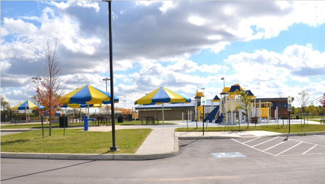 Longview Tract Park