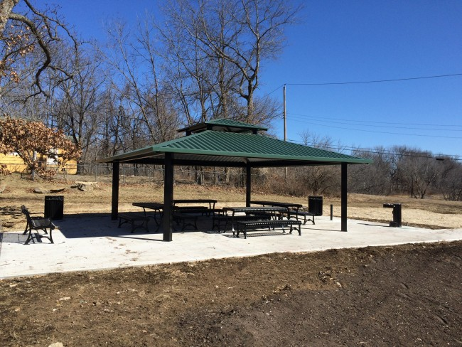 Marlborough Park Shelter