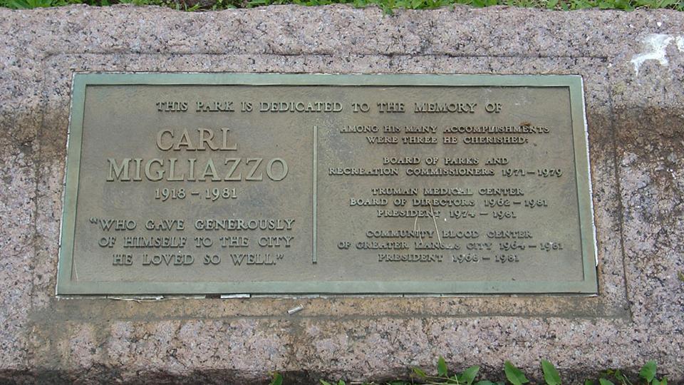 Carl Migliazzo Park Trail