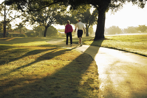 NY Times: Easing Brain Fatigue With a Walk in the Park