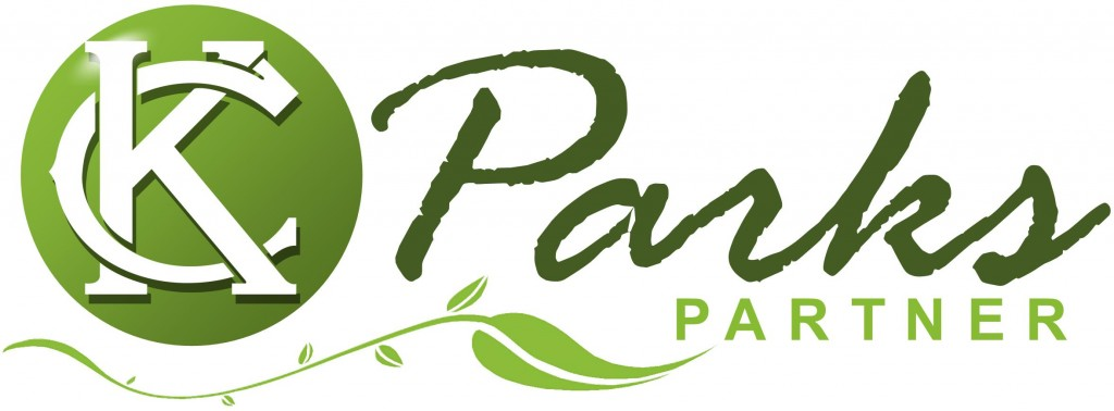 New KC Parks Partner Logo