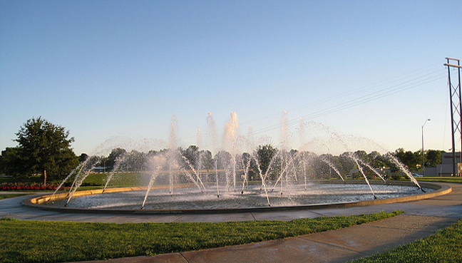 Northland Fountain