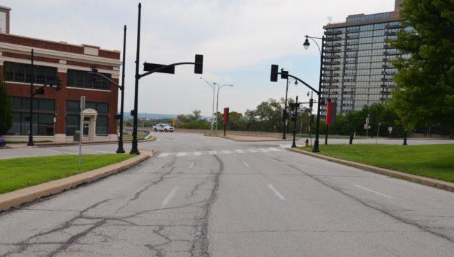 Oak Street Trafficway