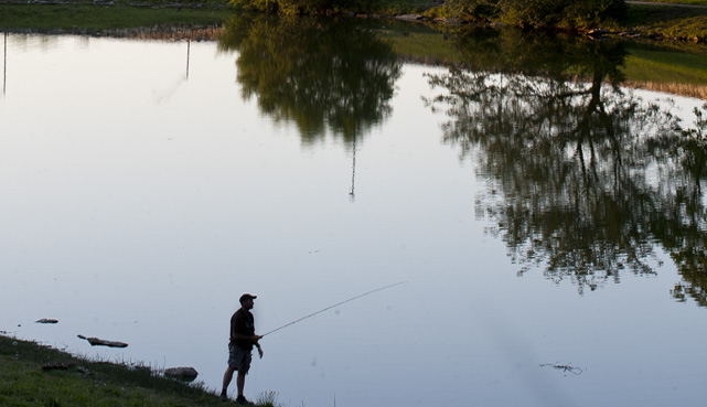 Penn Valley Lake