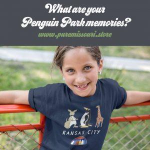 Penguin Park Girl