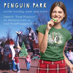 Penguin Park Poster