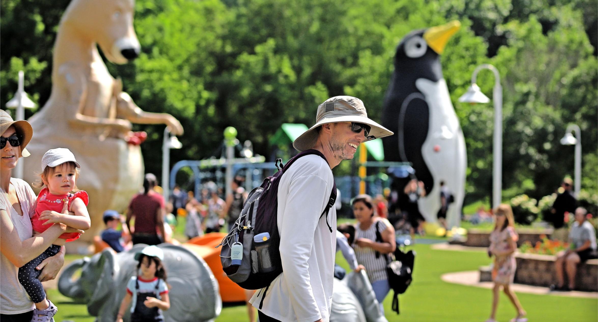 Penguin Park - KC Parks and Rec