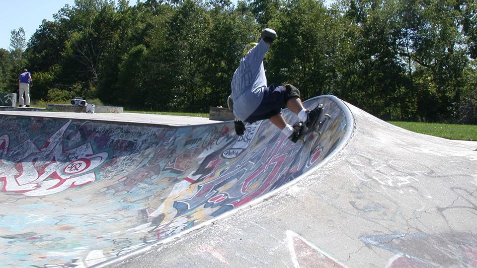 Pleasant Valley Skate Park