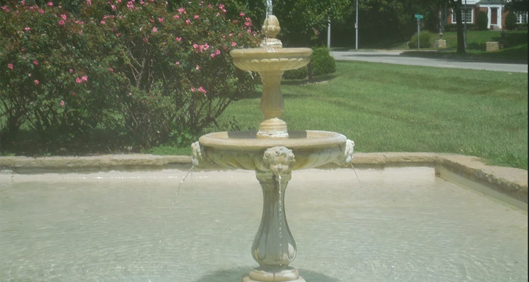 Romany Fountain