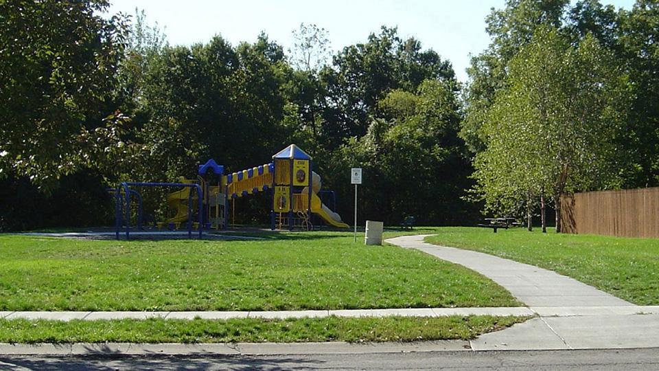 Romey Hills Park Trail