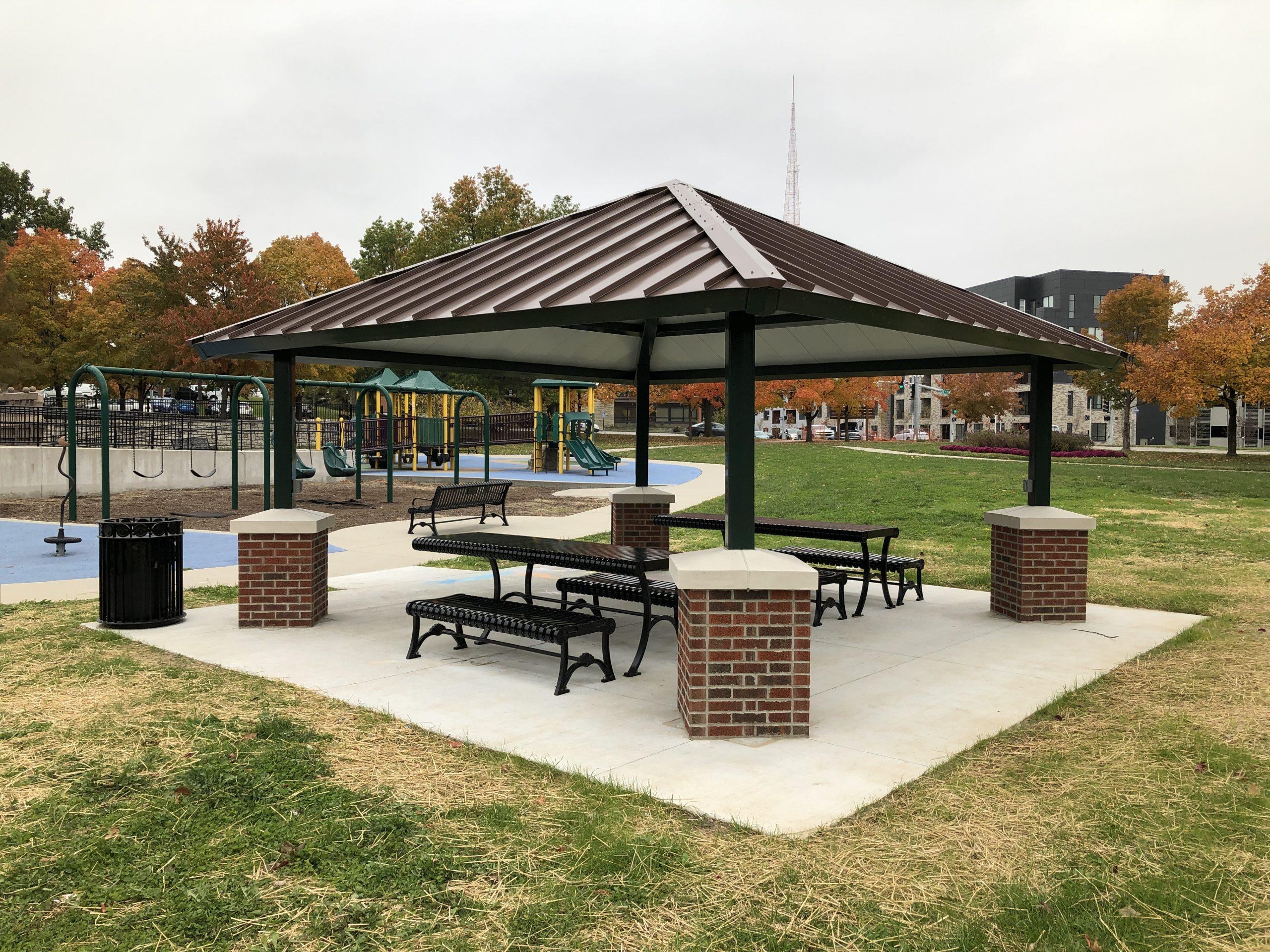 Sheila Kemper Dietrich Park Shelter #1 (Reservable May 1-October 31)