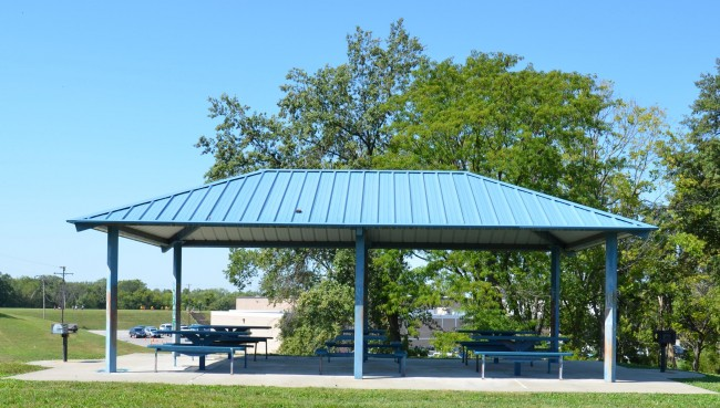 Seary Creek Park Shelter
