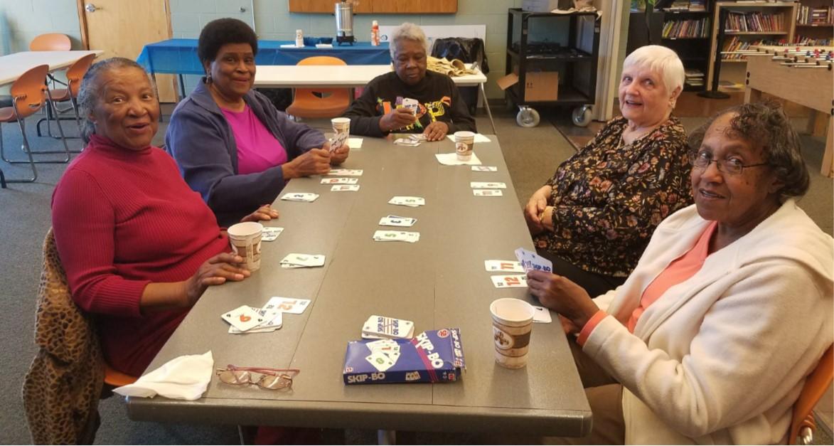 Senior Social Club