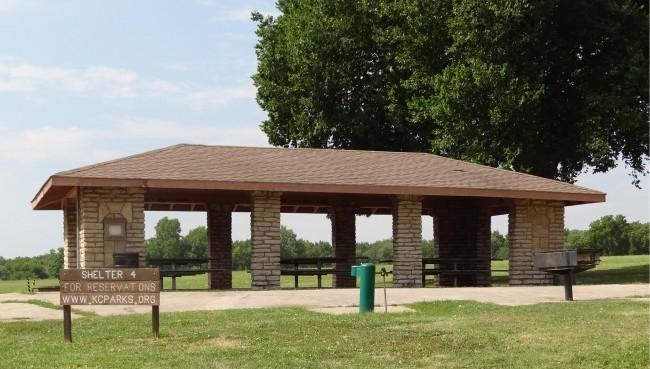 Swope Park Shelter #4