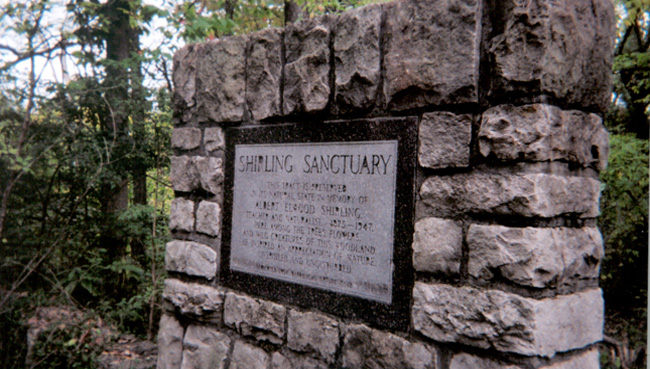 Albert Elwood Shirling Sanctuary