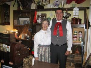 Shoal Creek History