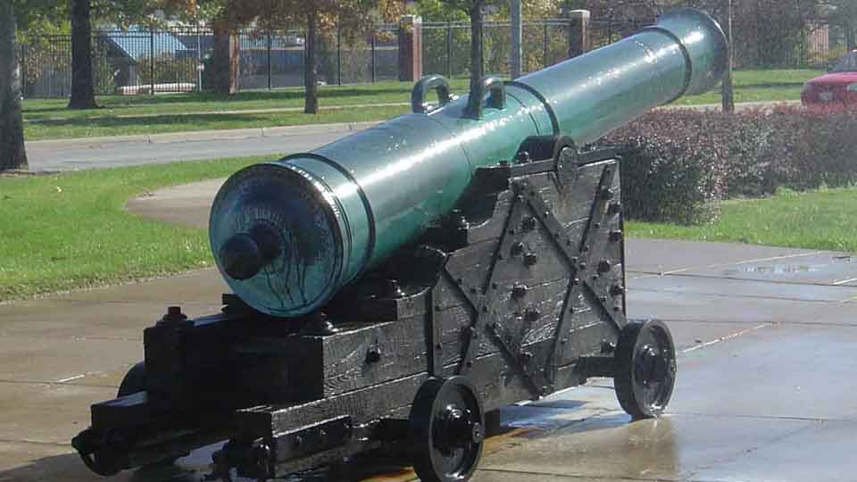 Spanish Cannon