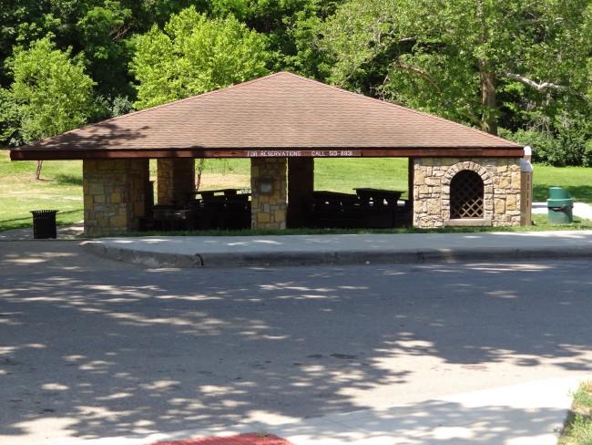 Spring Valley Shelter #1