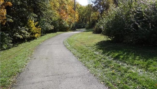 Strathbury Park Trail