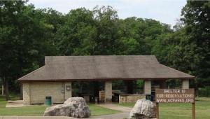 Swope Park Shelter #10