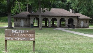 Swope Park Shelter #7