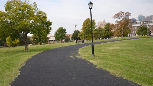 The Parade Trail