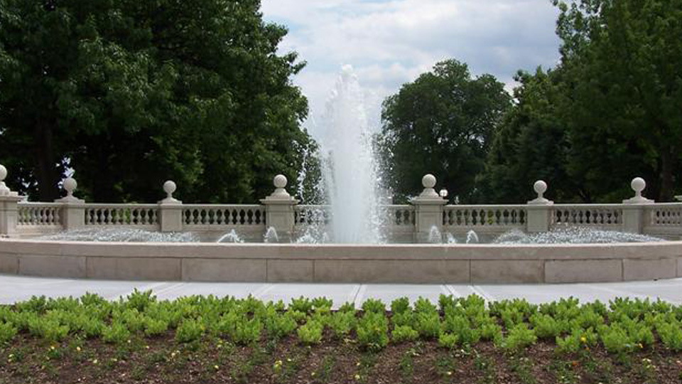 The Women's Leadership Fountain