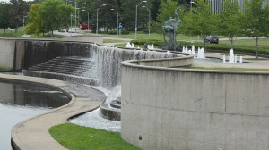 Theis park Fountains