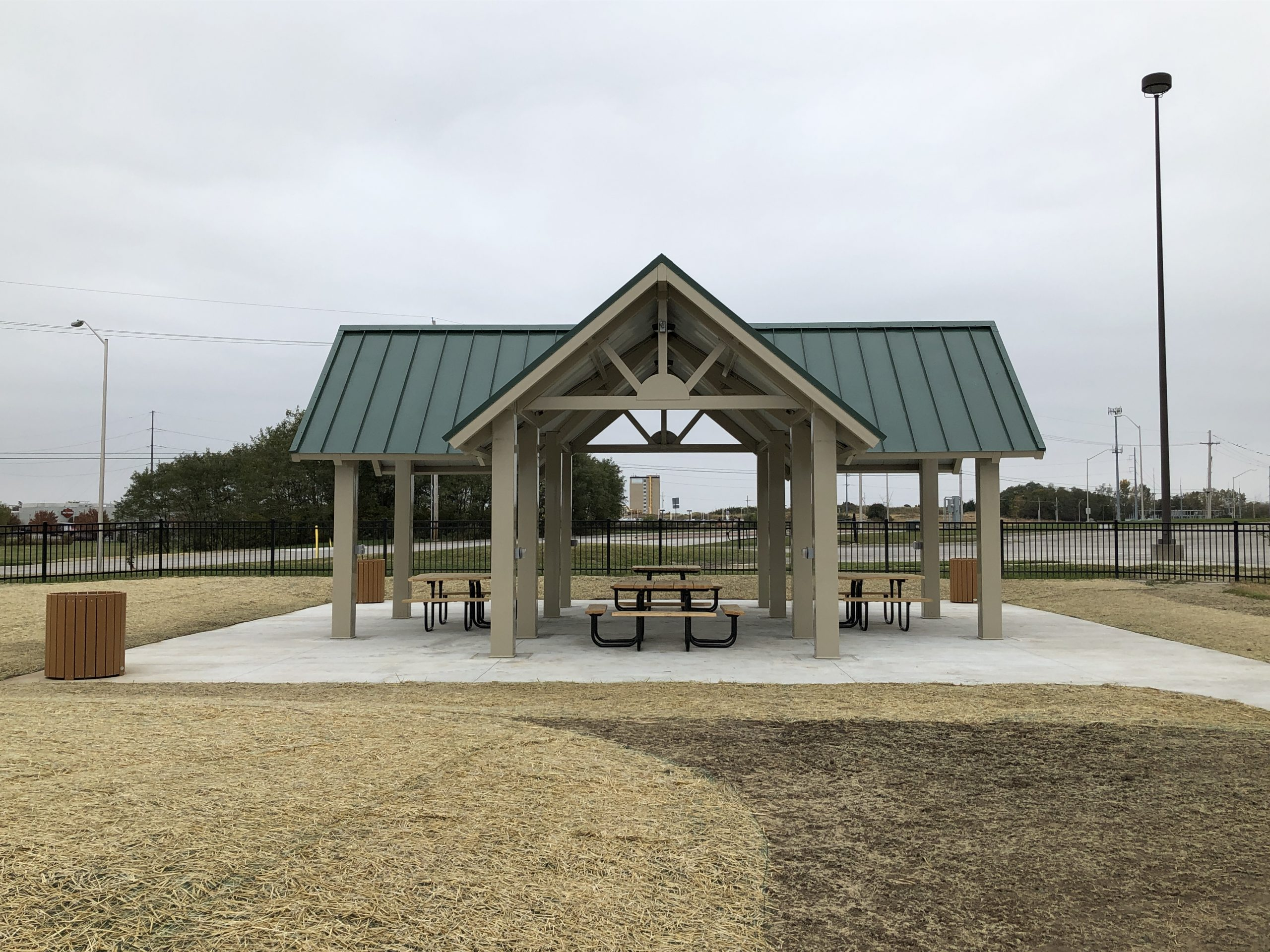 Tiffany Hills Park Shelter