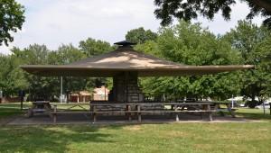 Tower Park Shelter #1