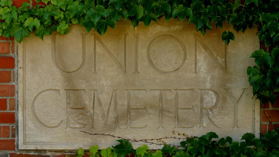 Union Cemetery Memorial