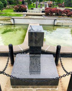 Kansas City Vietnam veterans Memorial Fountain