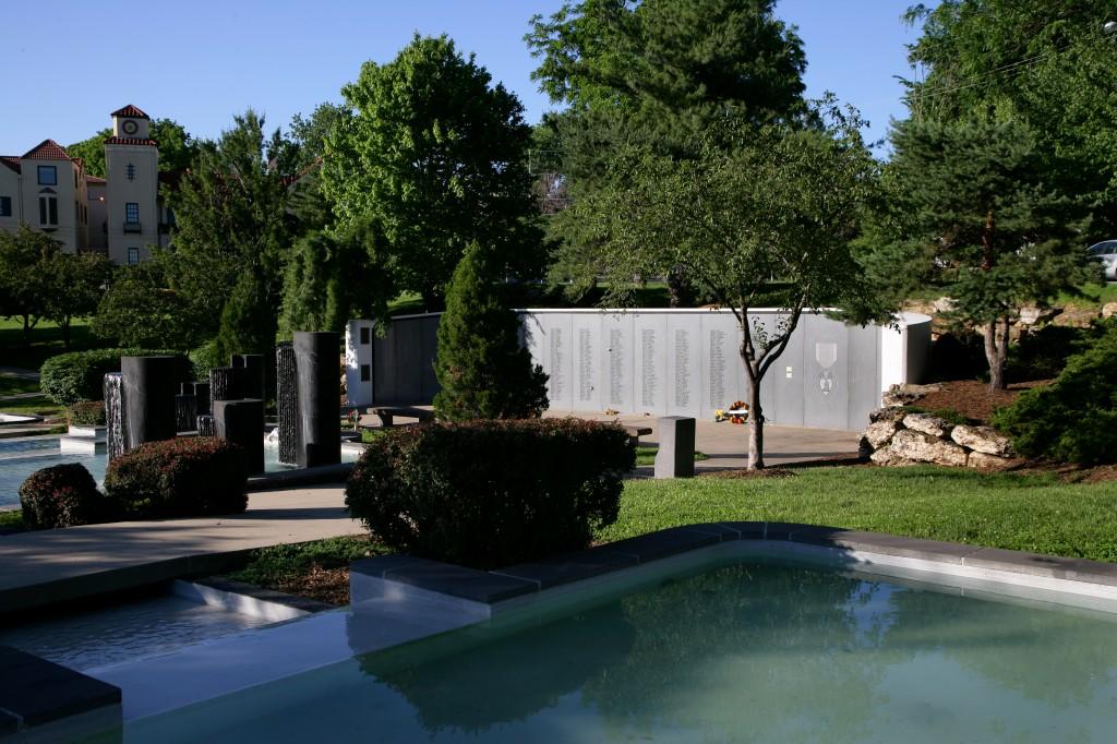 Vietnam Veterans' Memorial Fountain