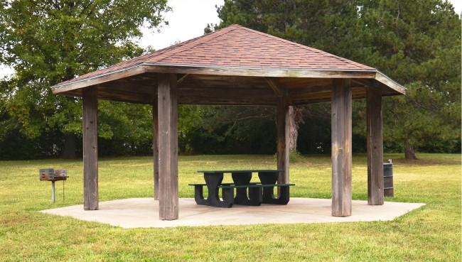 Warford Park Shelter