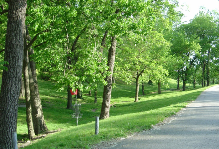 Waterworks Park Disc Golf Course