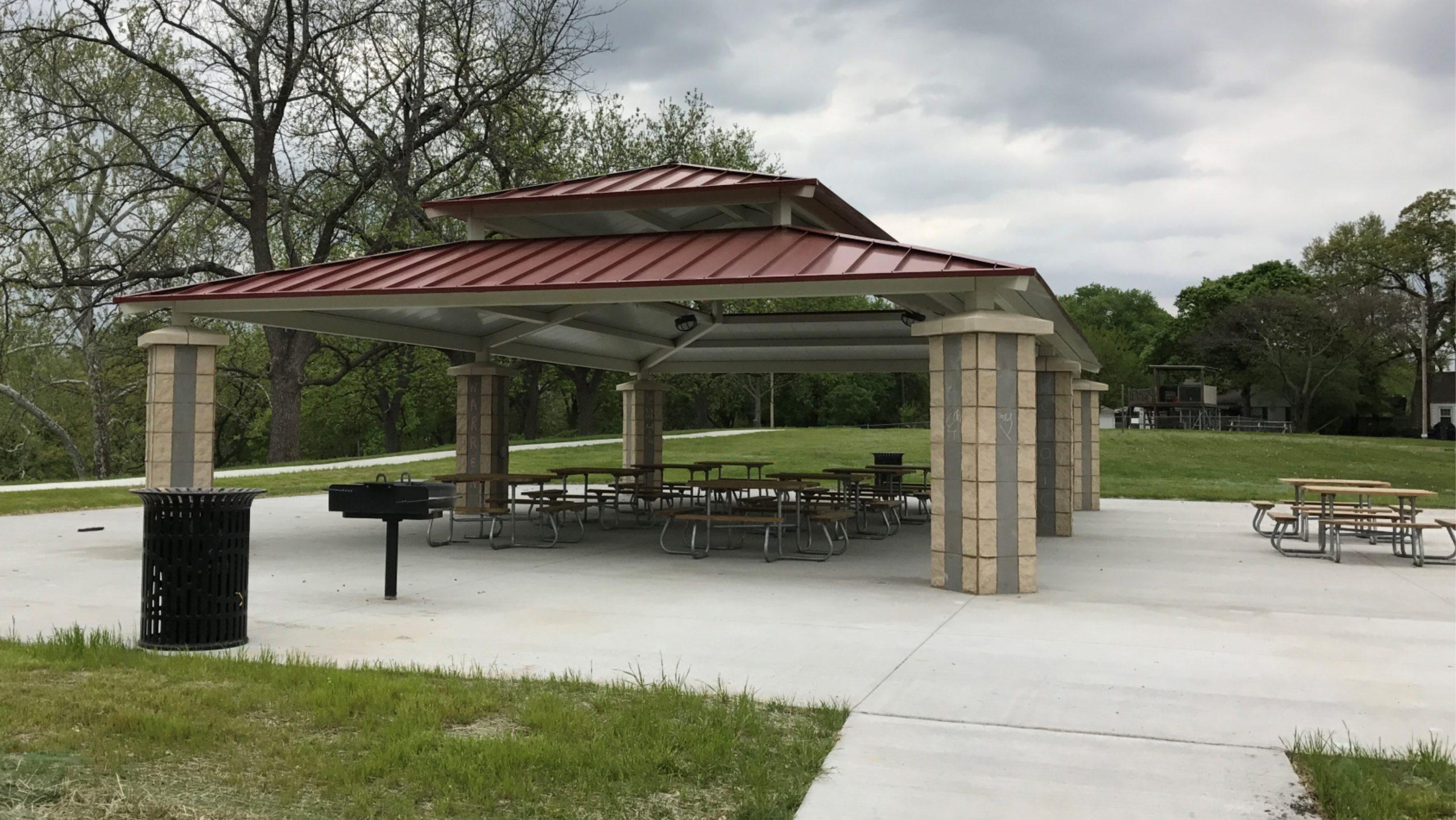 Waterworks Park Shelter