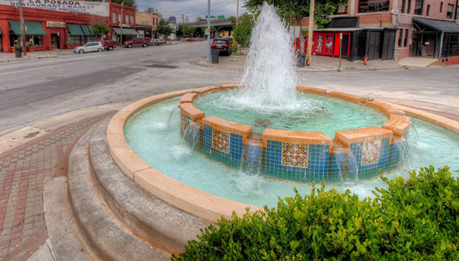 Westside Fountain