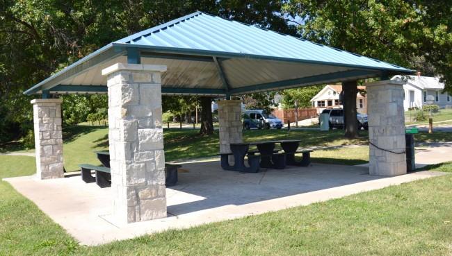 Winner Park Shelter