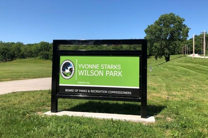 Yvonne Starks Wilson Park