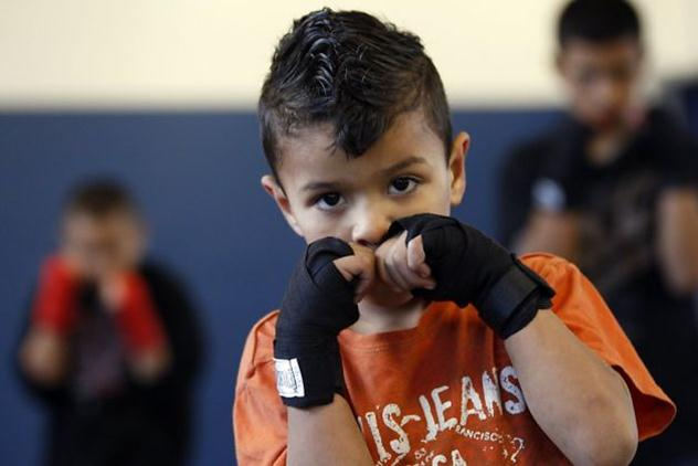 Garrison Youth Boxing