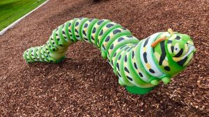 Stuff Toy Caterpillar