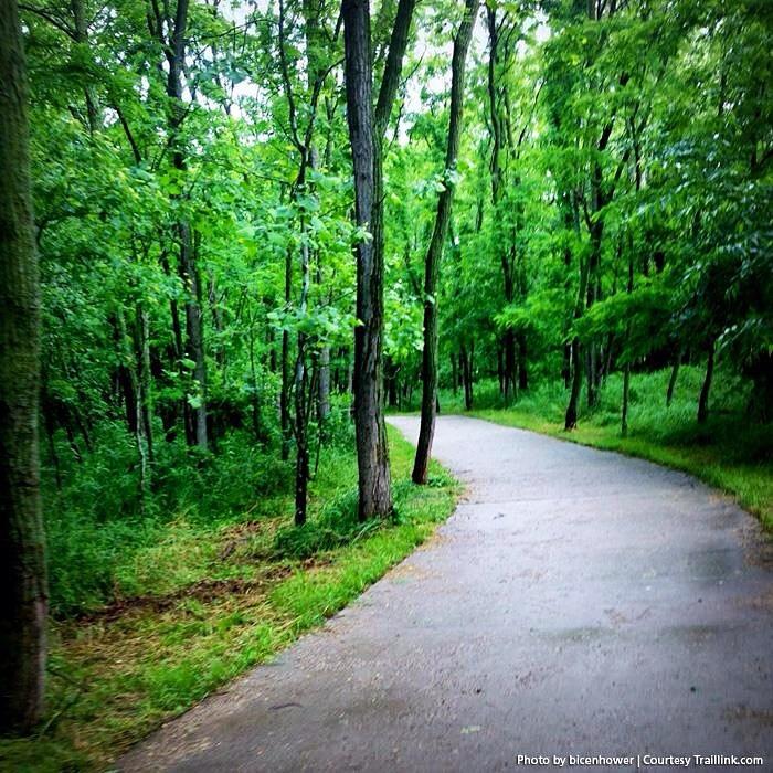 Line Creek Trail Kc Parks And Rec