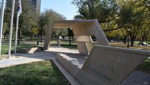 Missouri Korean War Veterans Memorial