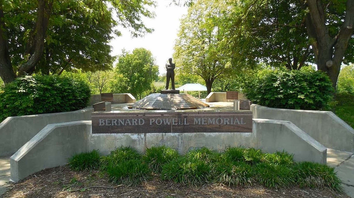 Bernard Powell Memorial