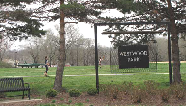 Westwood Park Trail