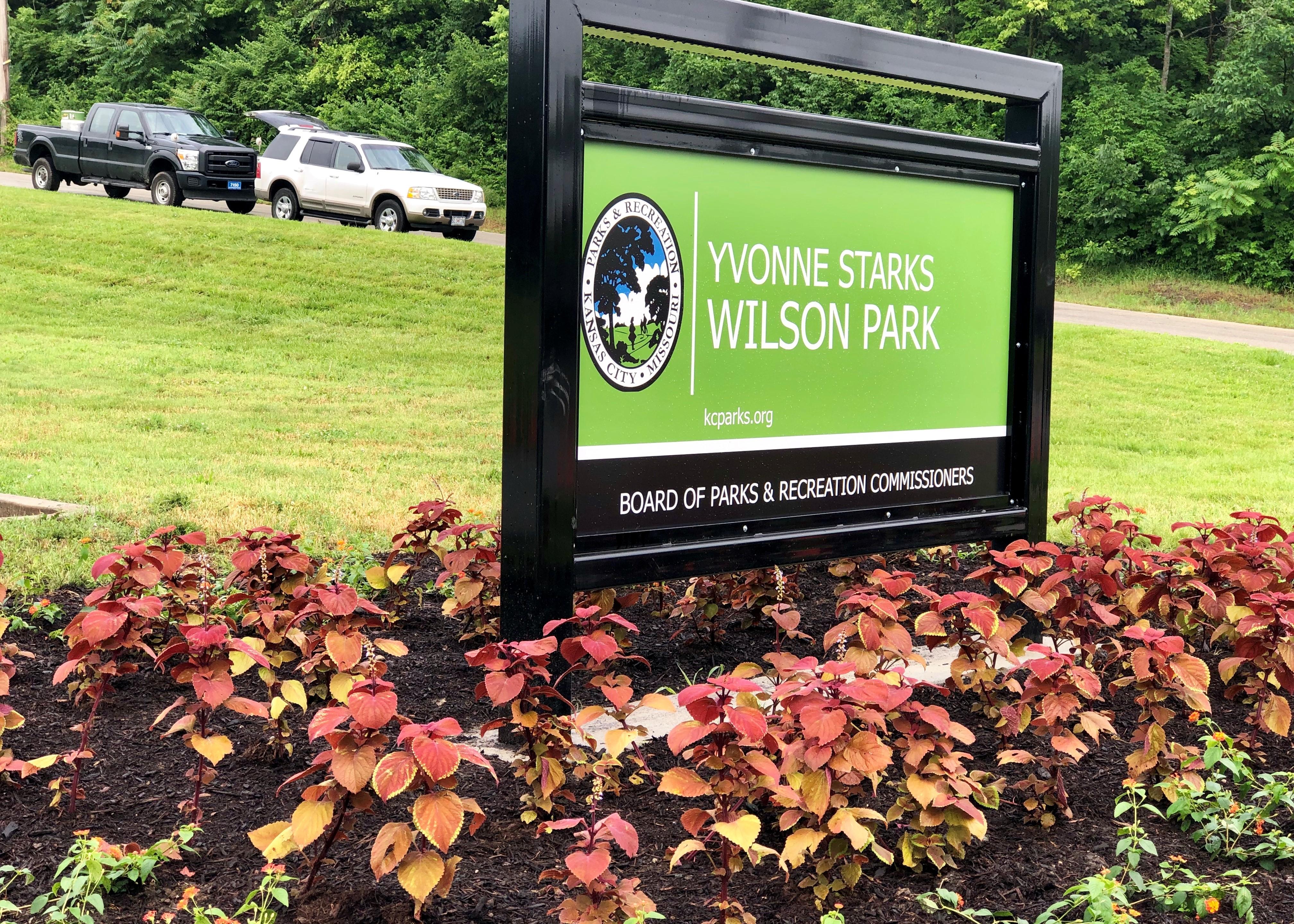 Yvnonne Starks Wilson Park