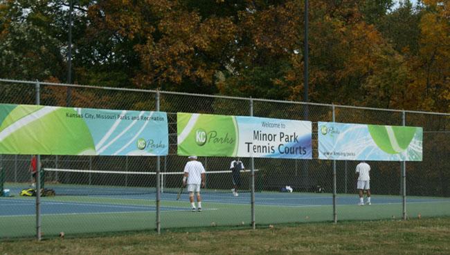 Minor Park Tennis Complex