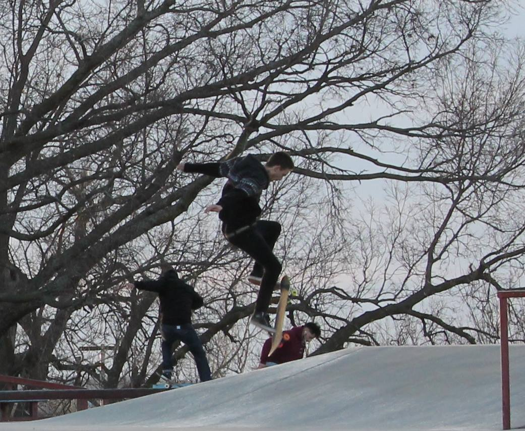 Penn Valley Skate Park