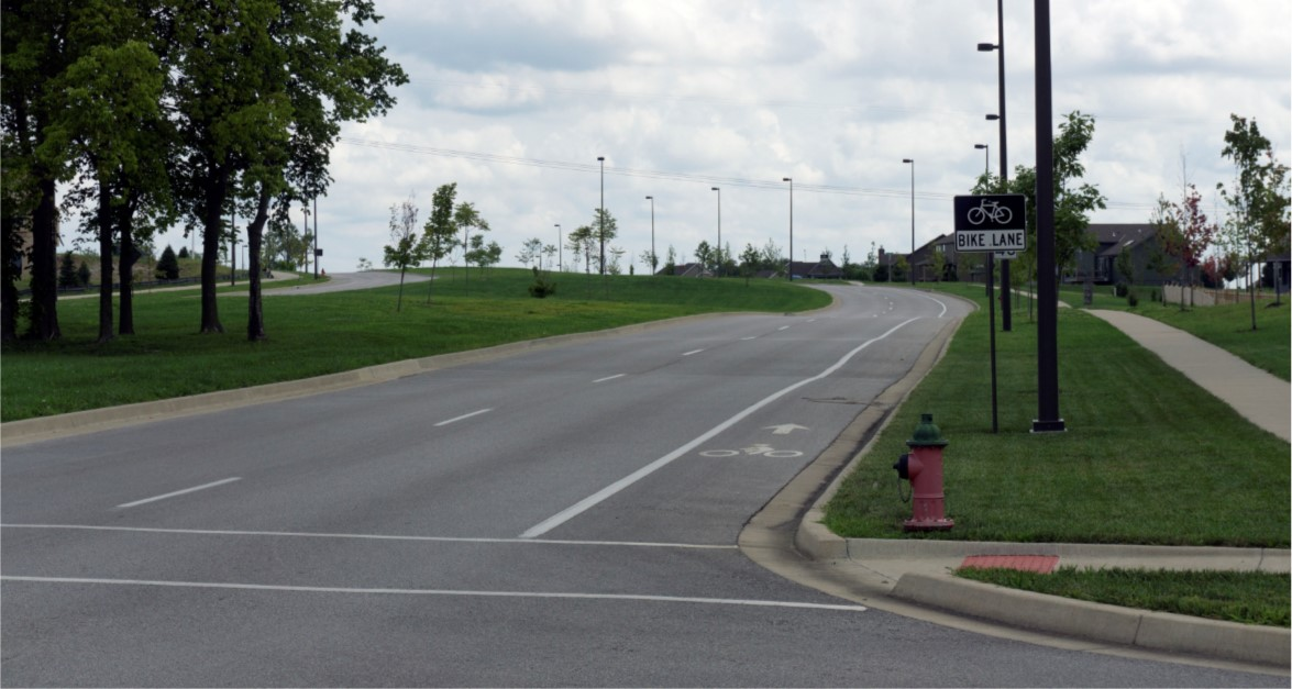 Shoal Creek Parkway Bikeway